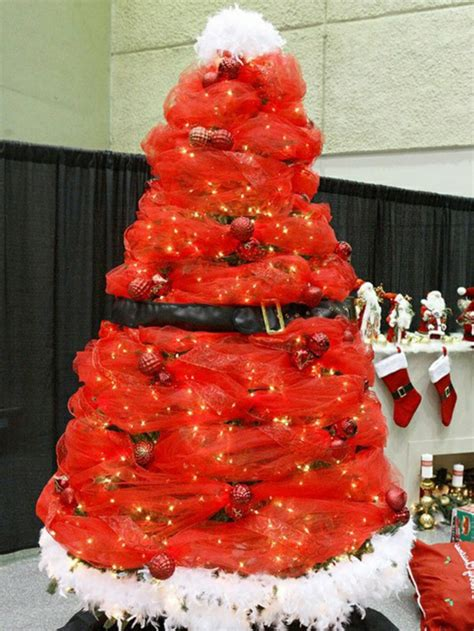 santa claus tree decorations craft ideas for a creative tree craft