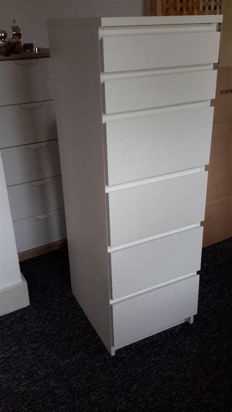 Boy Dresser Ikea by Ikea Malm Boy 6 Drawer Chest Of Drawers Condition With In Finchley