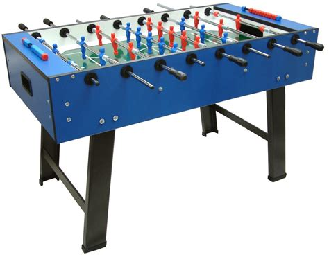 Table Football by Mightymast 4ft 5 Quot Smile Table Football