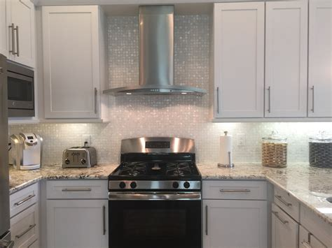 of pearl backsplash white 1 quot x 1 quot pearl shell tile subway tile outlet