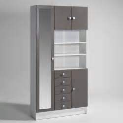 meuble d appoint pour salle de bain gris solutions pour