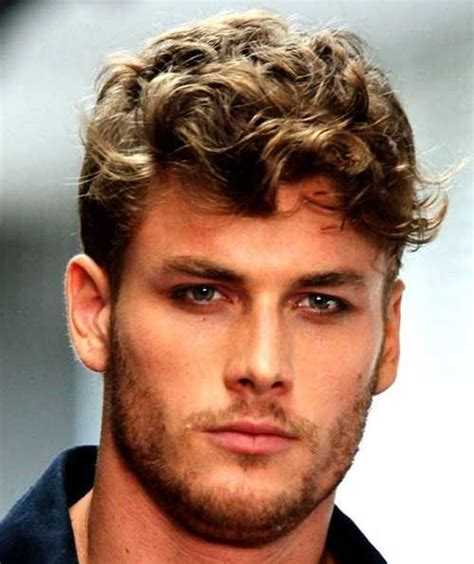 how to cut curly hair on male who has a bald spot men s top curled hairstyles for 2016 men s hairstyles