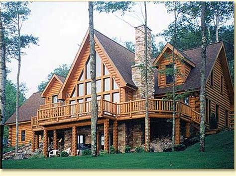 luxury log cabin homes big log cabin homes luxury log