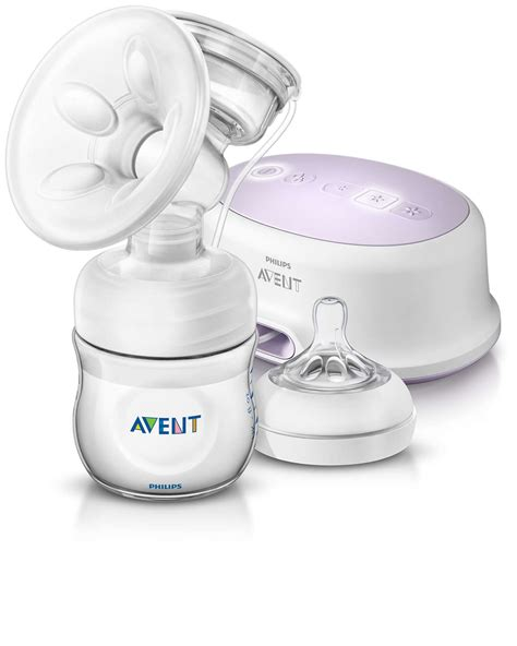 Electric Breast Iq Baby comfort single electric breast scf332 01 avent