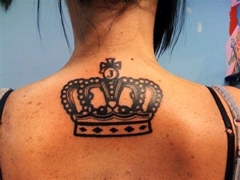 tattoo pictures crown 57 adorable crown neck tattoos