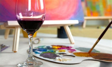 paint nite ta groupon paint and sip classes painting plus groupon