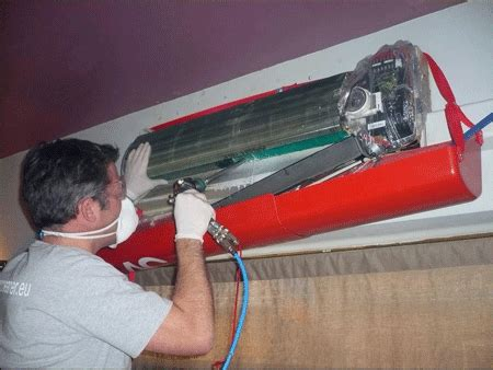 Mesin Steam Ac Morris go tips merawat dan membersihkan air conditioner