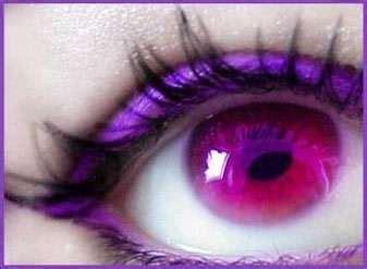 purple eye color purple eyes causes purple eye color disease makeup