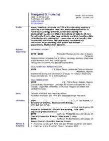 Is Resume Builder Free by Free Printable Resume Best Business Template