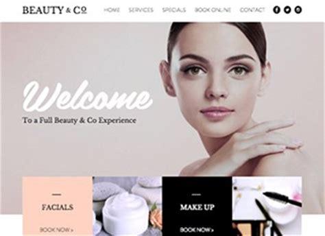 beauty salon website template 45839 beauty salon website template wix