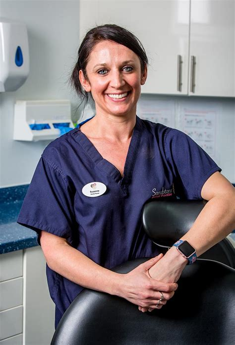 suzanne dental nurse  sandstone dental practice