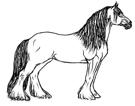 Horse Coloring Pages Coloringpagesabc Com Colouring Pages Of Horses
