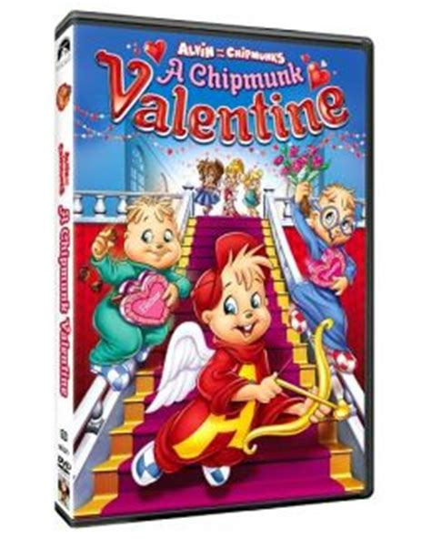 alvin and the chipmunks valentines day special alvin and the chipmunks a chipmunk by