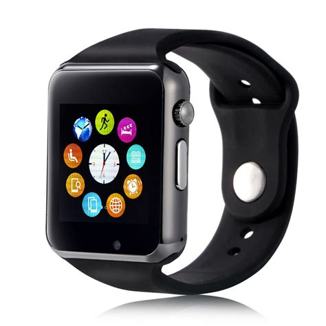Smartwatch W8 1pc smartwatch w8 bluetooth smart sport wristwatch compatible with samsung android