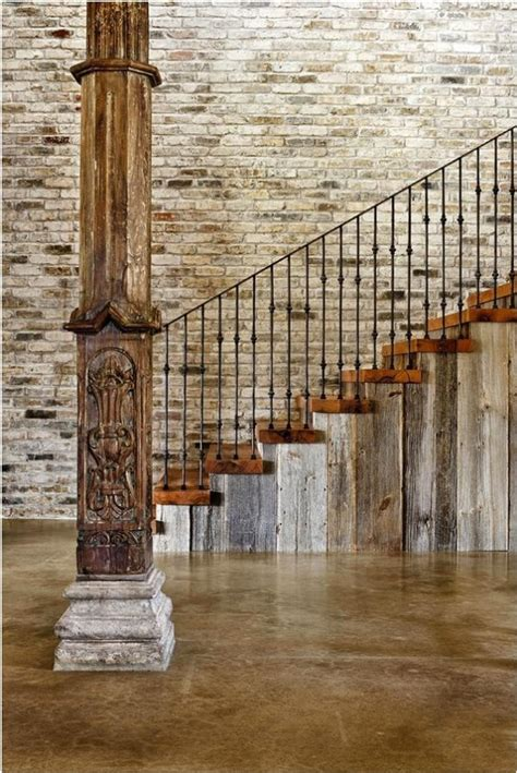 rustic staircase rustic staircase oberon cosmetics
