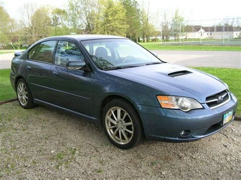2005 Subaru Legacy Turbo by Purchase Used 2005 Subaru Legacy Gt Turbo Not Wrx