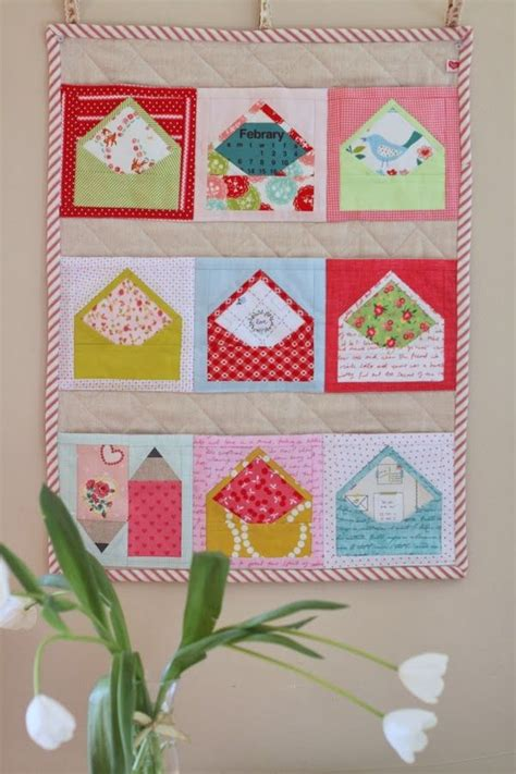 quilt pattern you ve got mail 1963 best paper pieced quilt pattern images on pinterest