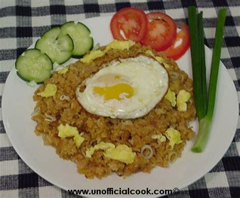 membuat nasi goreng enak sederhana cara membuat nasi goreng simple lumayan blog