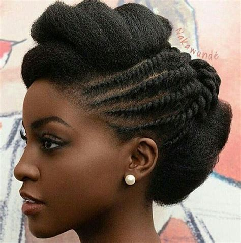 Hairstyles For Afro Hair by And Looks With Afro Hair Cut Style