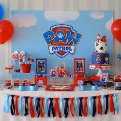 S Themed Party Decorations - best 25 paw patrol birthday ideas on pinterest puppy patrol paw patrol party and paw patrol