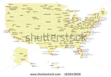 united states map with cities and airports san francisco international airport wallpaper