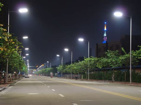 Road Lighting by Generaci 243 N De Energ 237 A