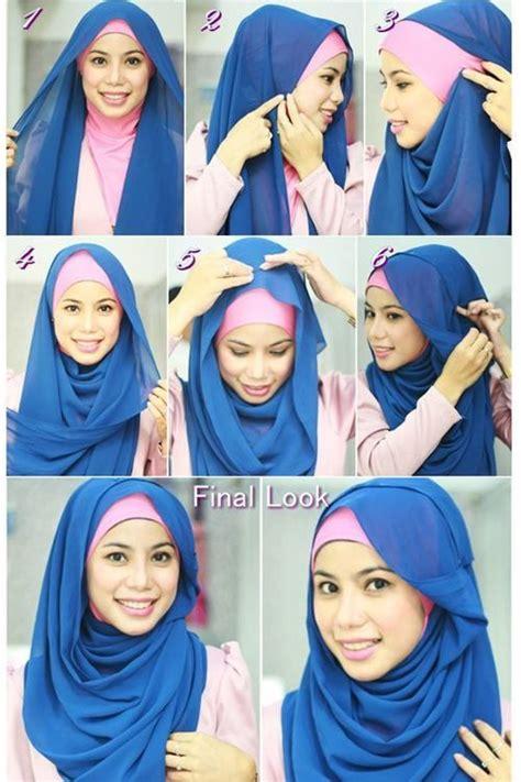 foto tutorial hijab berkacamata best 25 hijab style 2014 ideas on pinterest muslim