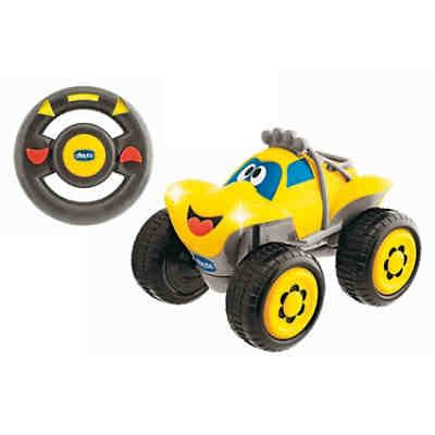 Chicco Ferngesteuertes Auto by R C Fernlenk Auto Billy Big Wheels Rot Chicco Mytoys