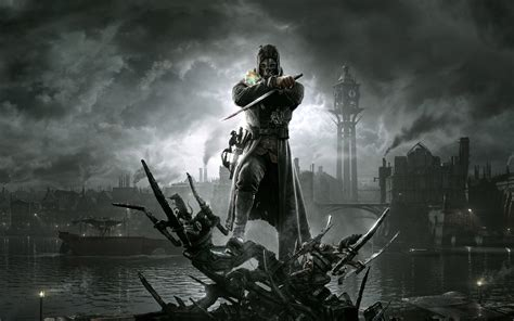 dishonored wallpapers hd wallpapers id
