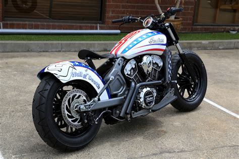 Indian Motorrad Custom by Indian Builds Wall Of Custom Scouts Motorbike Writer