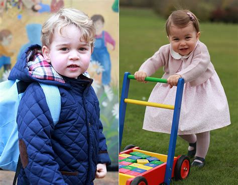 princess charlotte prince george and princess charlotte s appearances in