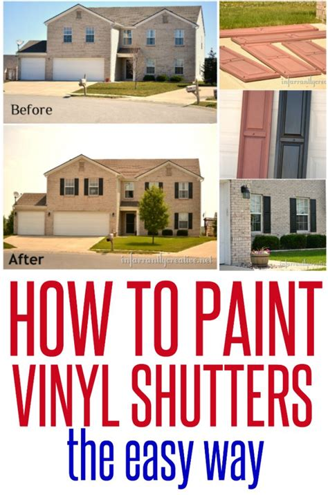 spray painting shutters spray painting vinyl shutters