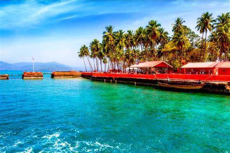 andaman nicobar islands tourism  india top