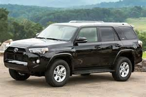 Toyota Suv New 2016 Toyota Suv Prices Msrp Cnynewcars