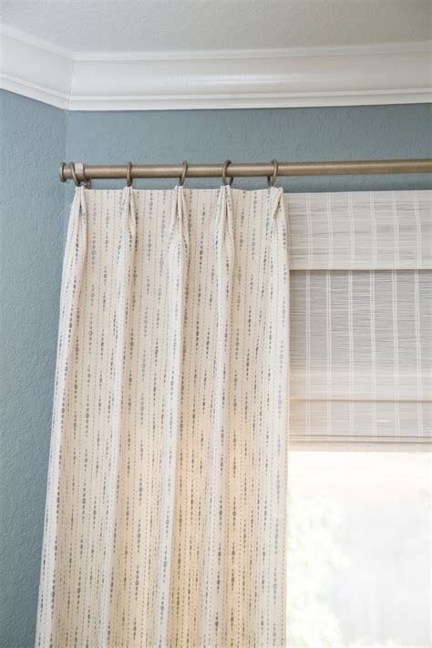 stationary drapery panels think again before you diy your window treatments here s