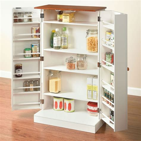 Small Space Pantry Pantry Storage For Small Spaces Minimalist Living