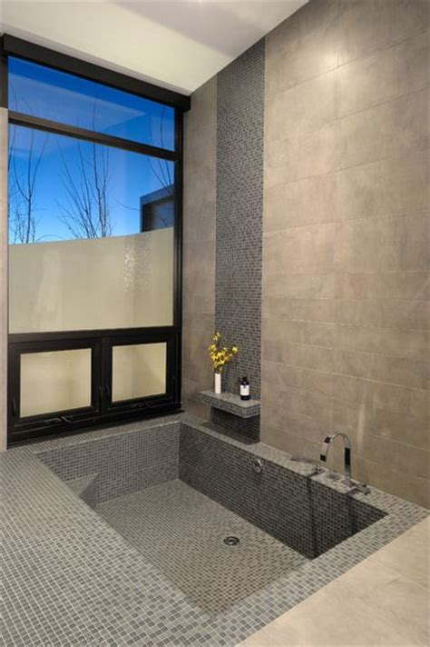 how to make a bathtub into a shower contemporary bathrooms tubs and bathroom on pinterest