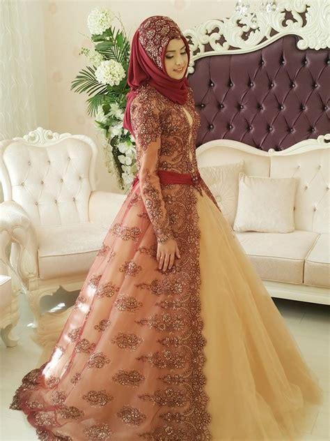 Gaun Pengantin 9 93 best desain abaya gamis batik gaun pengantin images on styles