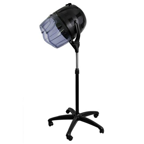 Hair Dryer Machine Ebay salon chair hooded bonnet hair dryer standing rolling stand up floor ebay