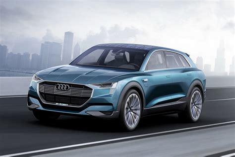 Audi A6 E Tron by Audi Q6 E Tron Suv Confirmed For Production In 2018 Ev