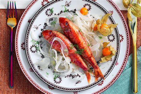 zenzero ricette cucina ricetta triglie allo zenzero la cucina italiana