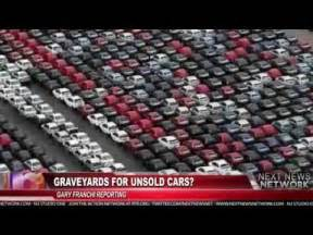 what happens to unsold new cars graveyards for unsold cars