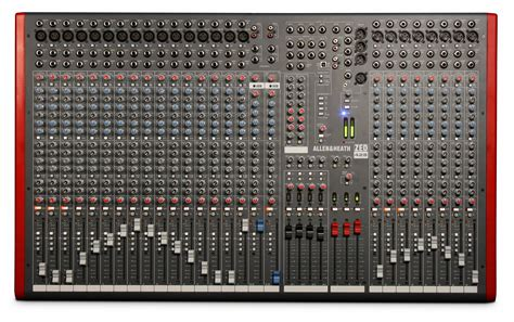 Allen Heath Mixer Live Pa28 allen heath zed 428 digital audio service