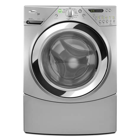whirlpool front load washer whirlpool wfw9470wl front load washer townappliance
