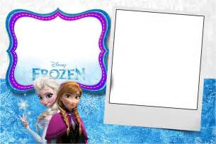 Frozen birthday invitation template birthday invitations