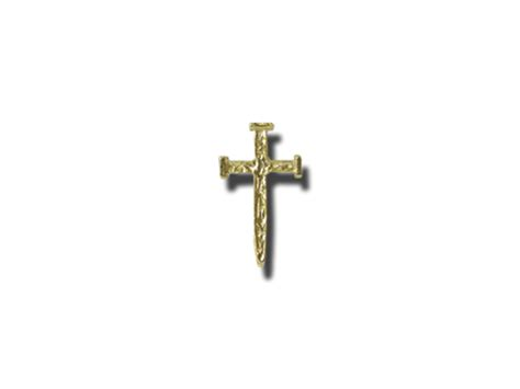 Superb Church Offering Bags #8: Lapel-pin-nail-cross-gold-pack-of-12-religious-22740-788200227402-71204.jpg