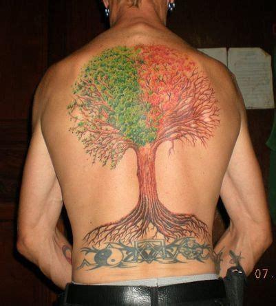 seasons tattoo 4 seasons tree ideas seasons