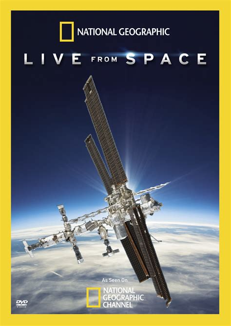live from space live from space national geographic cinedigm entertainment