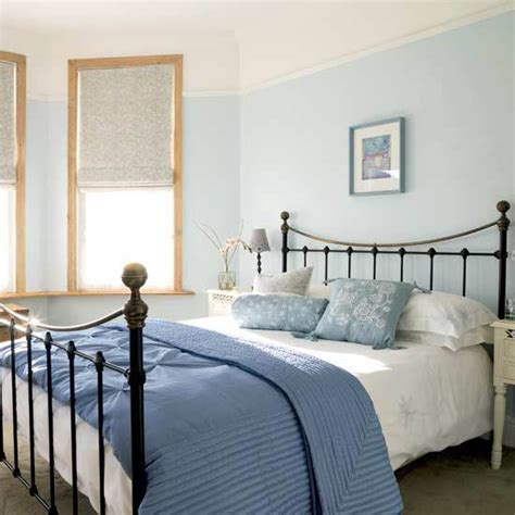 blue bedroom ideas pale blue and white bedrooms panda s house