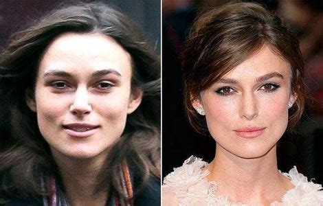 how advertisers make super hot actresses look more like hollywood actresses without makeup 1 chinadaily com cn